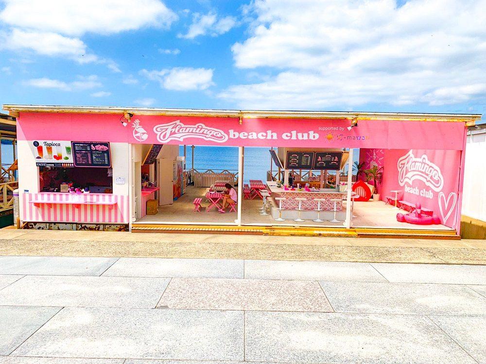 江ノ島海の家 ひと夏の思い出と出会いをデザインする