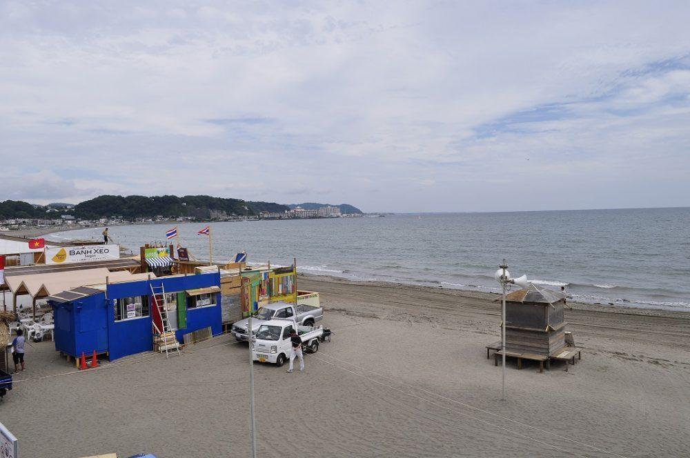 由比ヶ浜海の家 ひと夏の思い出と出会いをデザインする